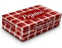 ambalaža za pakovanje hrane